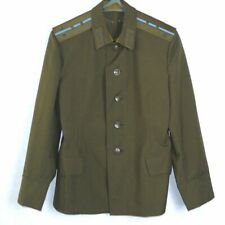 Russian Soviet Army Field Uniform Military Jacket Tunic Captain Blazer