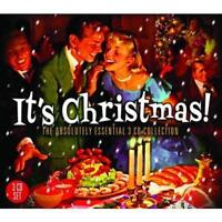 It's Christmas: The Absolutely Essential 3 x CD Collection - Variou (NEW 3 x CD)