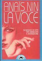 La voce - Anaïs Nin