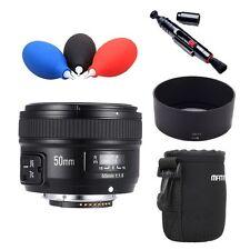 Auto Focus Lens YONGNUO YN 50MM F/1.8 For Nikon D3100 D3200 D70 D80 D90 D500 D4s