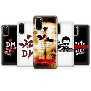 DEPECHE MODE PHONE CASES & COVERS FOR SAMSUNG S5 S6 S7 S8 S9 S10 S20