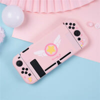 Anime Card Captor Sakura Protector Case Cover For Nintend Switch NS Console PC