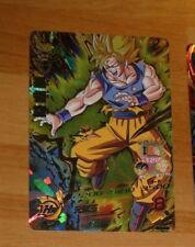DRAGON BALL Z GT DBZ DBS HEROES CARD PRISM CARTE H7-10 UR MADE IN JAPAN **