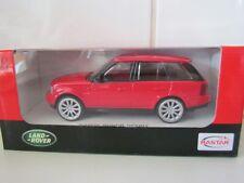 1/43 1:43 Diecast Rastar Range Rover Sport Red NEW