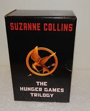The Hunger Games Trilogy Boxset by Suzanne Collins  HARD COVER BOOKS SET