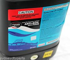 TOYOTA COOLANT RED ANTI FREEZE ANTI BOIL 20L BULK BOTTLE WITH TAP NEW GENUINE