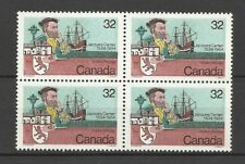 CANADA 1984 yt n° 869 Bloc de 4 NEUF / MNH