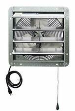 14 Wall Mounted Shutter Exhaust Thermostat Control 3 Speeds Vent Fan For Hom