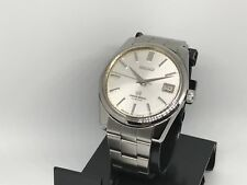 Grand Seiko 5722 9990 Hand Winding 35 Jewels Vintage 1966 Watch Overhauled GS