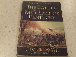 The Battle of Mill Springs, Kentucky by Stuart Sanders