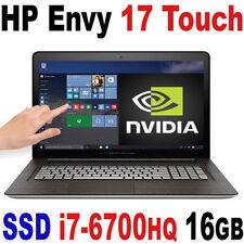 HP Intel Core i7 6th Gen. PC Laptops & Notebooks