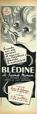 G- Publicité Advertising 1955 Aliment Bébé Blédine Jacquemaire