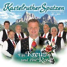 Kastelruther Spatzen Ein Kreuz und eine Rose (2009) [CD]