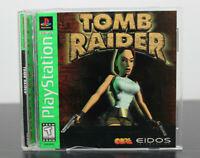 Tomb Raider  PlayStation 1  Ps2
