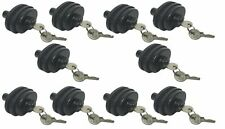 Set of 10 Keyed Alike Trigger Gun Locks Safety Universal Firearms Pistol Shotgun