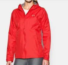 NWT Womens UA Under Armour Surge Outdoor 10K Waterproof Jacket S Small sx406