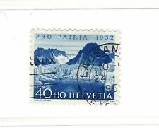 Used Single Swiss Stamps