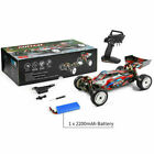 Wltoys 104001 2.4G 4WD 45km/h Racing Car High Speed Truck RTR 1/10 Car Toys US