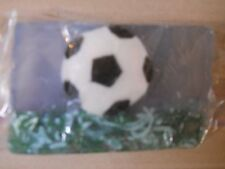 New Primal Elements Cut Soap, Soccer, End Cut Slice,  5.1 oz. Ball