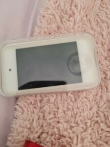 Apple ipod  White/Silver