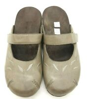 Orthaheel Hannah Brown Casual Mary Jane Comfort Slides Shoes Women's 39 / 8