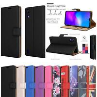 """For Blackview A60, UK 2019 (6.1"""") Premium Leather Wallet Stand Phone Case Cover"""