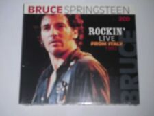 Bruce Springsteen - Rockin' Live From Italy 1993 2CD NEW / SS FREE S&H