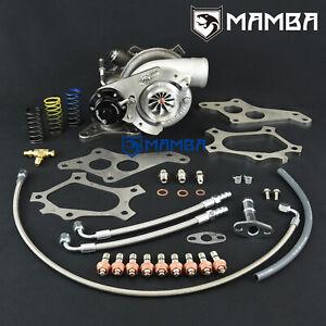 "MAMBA Universal GTX Turbocharger 2.35"" TD04HL-20T w/ 8.5cm Twin Scroll + 9 Blade"