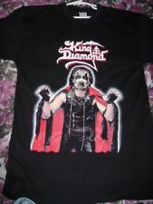Vintage King Diamond Band T-shirt Tee Reprint For Men S-234XL PP438