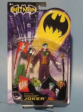 DC UNIVERSE BATMAN JOKER ACTION FIGURE! NM!