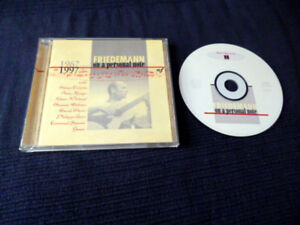 CD Friedemann Witecka A Personal Note Best Of Greatest Hits 1967-1997 Collection