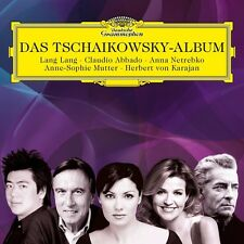 LANG LANG- DAS TSCHAIKOWSKY-ALBUM (EXCELLENCE)  CD NEU TSCHAIKOWSKY,ILJITSCH