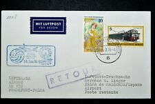 GERMANY AIRMAIL COVER 1976