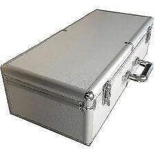 X-large Aluminium Flight Case Tool Box With Foam Block (680x300x190mm)