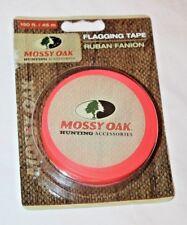 Mossy Oak Orange Flagging Tape 150 ft / 45 m