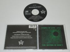 THE SISTERS OF MERCY/TEMPLE OF LOVE1992MERCIFUL LANZAMIENTO MR53CD CD ÁLBUM