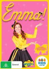 The Wiggles - Emma! DVD - BRAND NEW!  (REGION 4)
