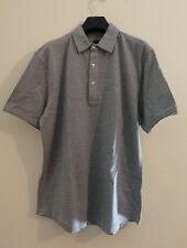 Hardy Amies Polo Shirt Grey Size Medium