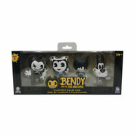 Bendy and the Ink Machine Collectible Figure Pack 4 Figures 4-5cm Gift PVC toys