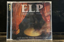 Emerson, Lake & Palmer - The Show That Never Ends    2 CDs