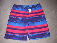 Rue 21 Sport Board Surf Hawaiian Board SHORTS Men's Size 38 Multi-Color NEW/NWT