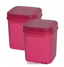 Tupperware Bellevue 2X1.2 Lit Pink