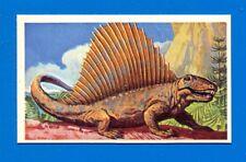 CIELO E TERRA - Imperia 1975 - Figurina-Sticker n. 138 - DIMETRODON -New
