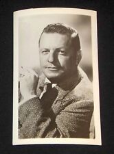 Ben Alexander 1940's 1950's Actors Penny Arcade Photo Card