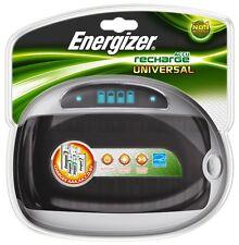 Energizer Universal Akku Ladegerät AA, AAA,Mono,Baby,9v