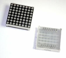SALE 8x8 Dot-Matrix 3mm dia. Red LED Display Common Anode