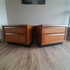 Outstanding Pair Of G PLAN E GOMME 1970's Mid-Century Small Teak Sideboards