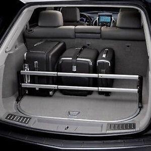 2011-2016 Cadillac SRX Genuine GM Adjustable Rear Cargo Fence 84752903