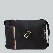 Paul Smith - Black Maraham Flight Bag - *NEW WITH TAGS* RRP £270
