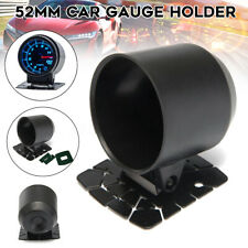 2'' 52mm Oil Water Temp Press Single Meter Gauge Holder Dash Swivel Mount Cup AU